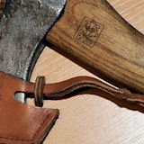 The Viking Hand Axe