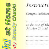MasterChuck! Information For Chefs